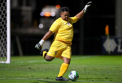 Nelson Nheu, goalkeeper of Casuarina FC